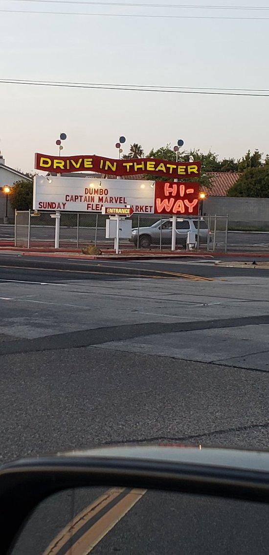Hi-way Drive-In Theater