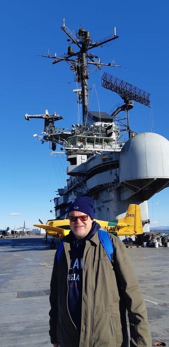 Aircraft Carrier Engine Room: USS Hornet Museum, Alameda