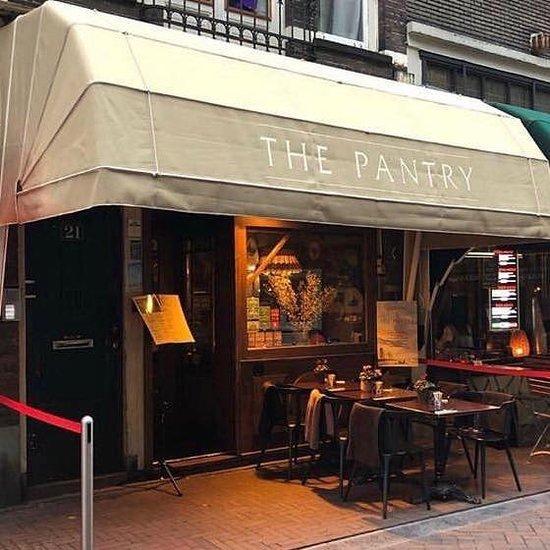 the pantry amsterdam - Onde comer em Amsterdam: Onde provar os melhores pratos da culinária holandesa - holanda, amsterdam