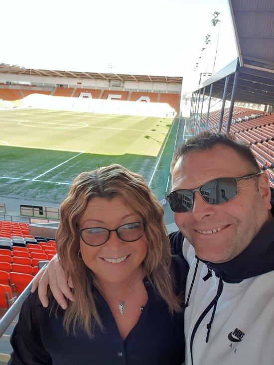 krok i Blackpool vad man kan förvänta dating en ensamstående mamma