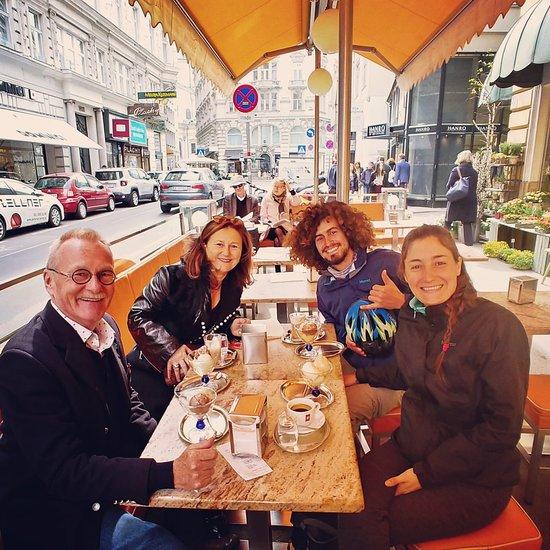 Eissalon Tuchlauben Vienna Inner City Restaurant Reviews