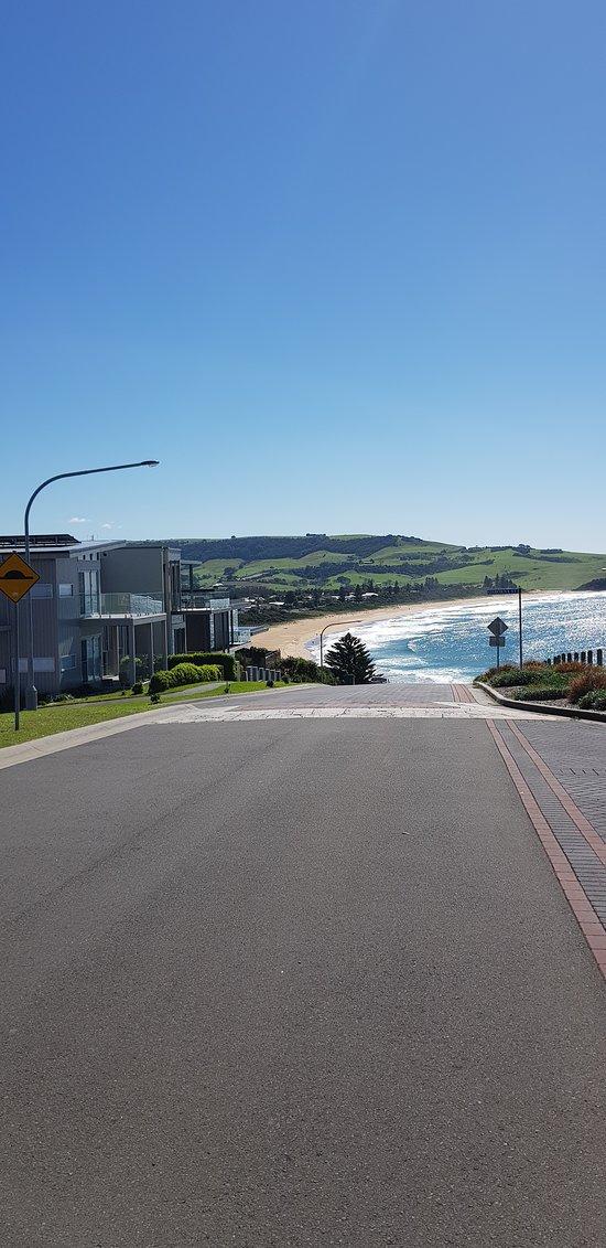Werri Beach looks Nice