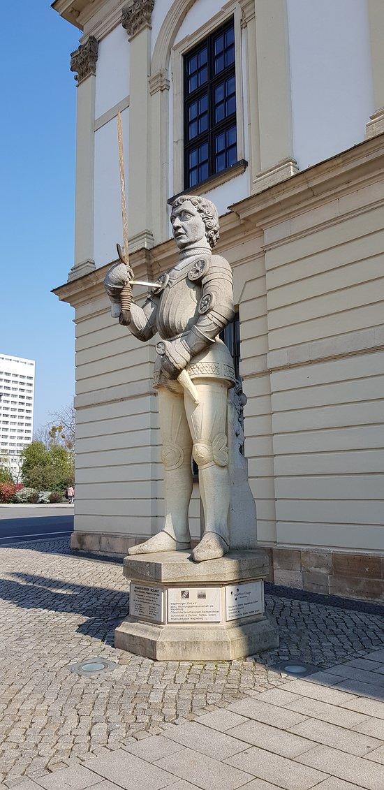 Magdeburger Roland.