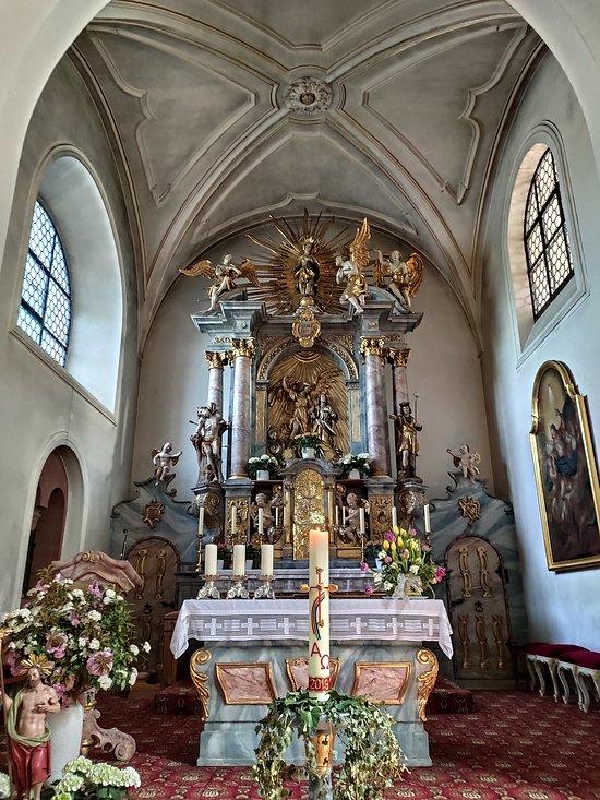 Engelberg großheubach parken kloster Durch Wein