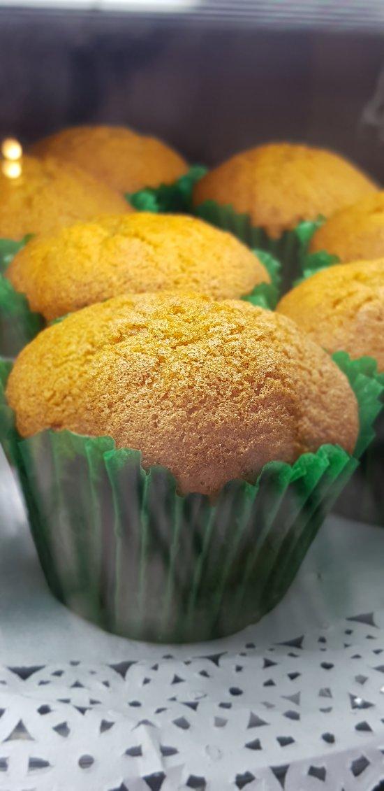 Muffins de autor