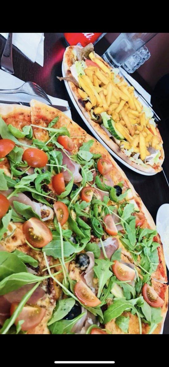 pizzeria parken örebro