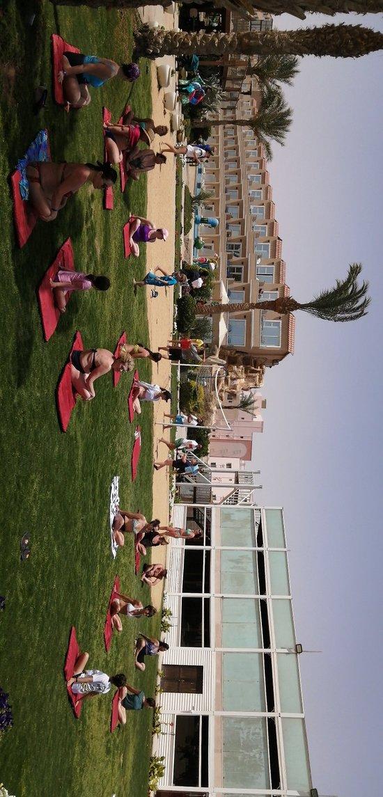 Entertainment Team at panorama Bungalows Aqua Park