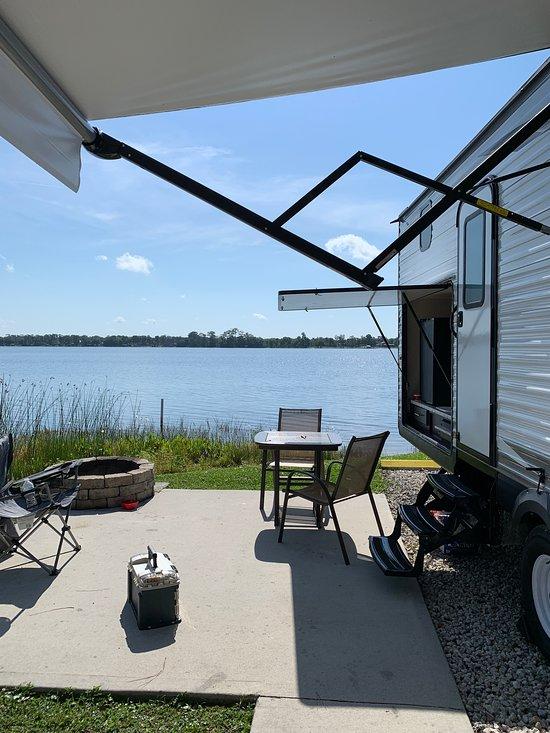 ORLANDO S E  / LAKE WHIPPOORWILL KOA - Campground Reviews