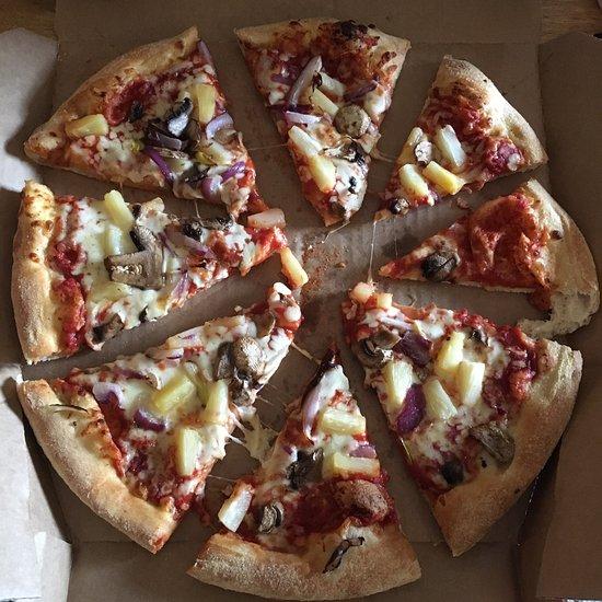Dominos Pizza Stafford 133a Newport Rd Restaurant