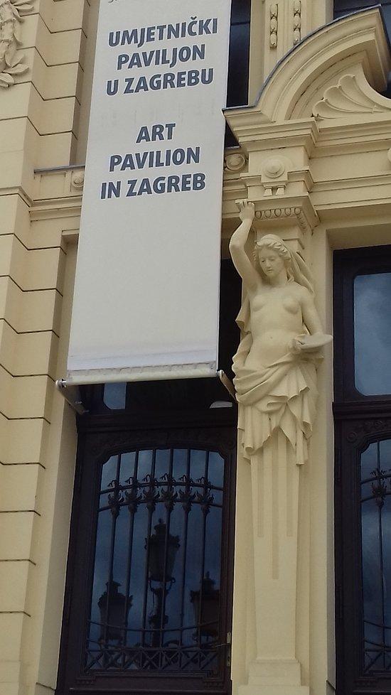 Art Pavilion Umjetnicki Paviljon Zagreb Kroasia Review