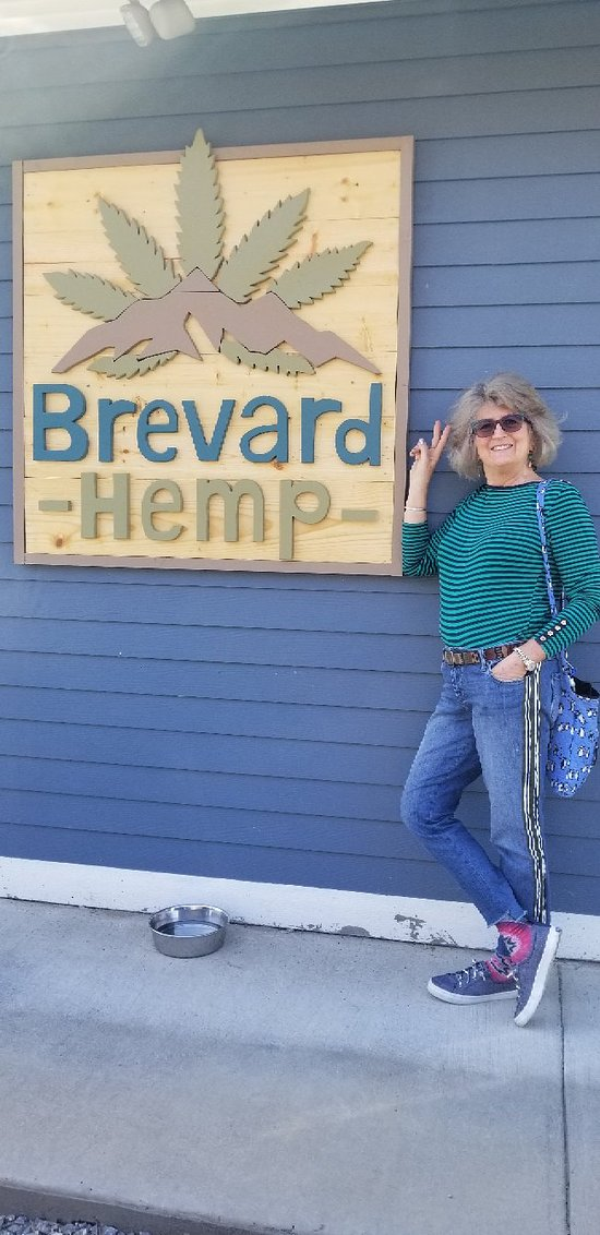 My first visit to a Hemp Store!