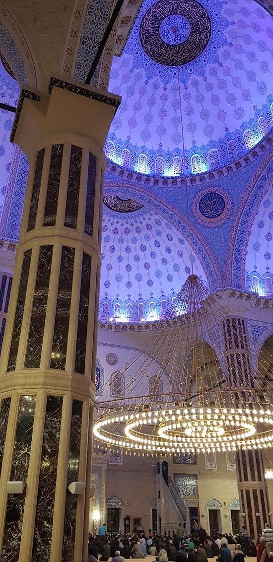 Una bellissima  moschea