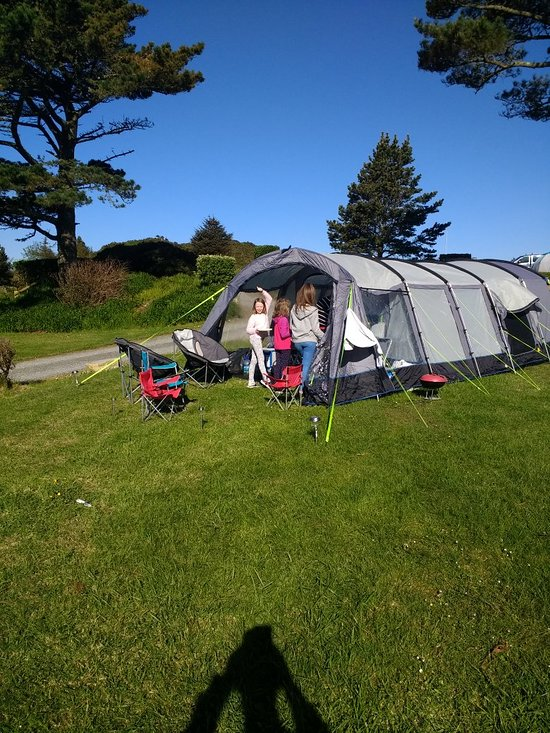 CLIFDEN CAMPING AND CARAVAN PARK - Prices