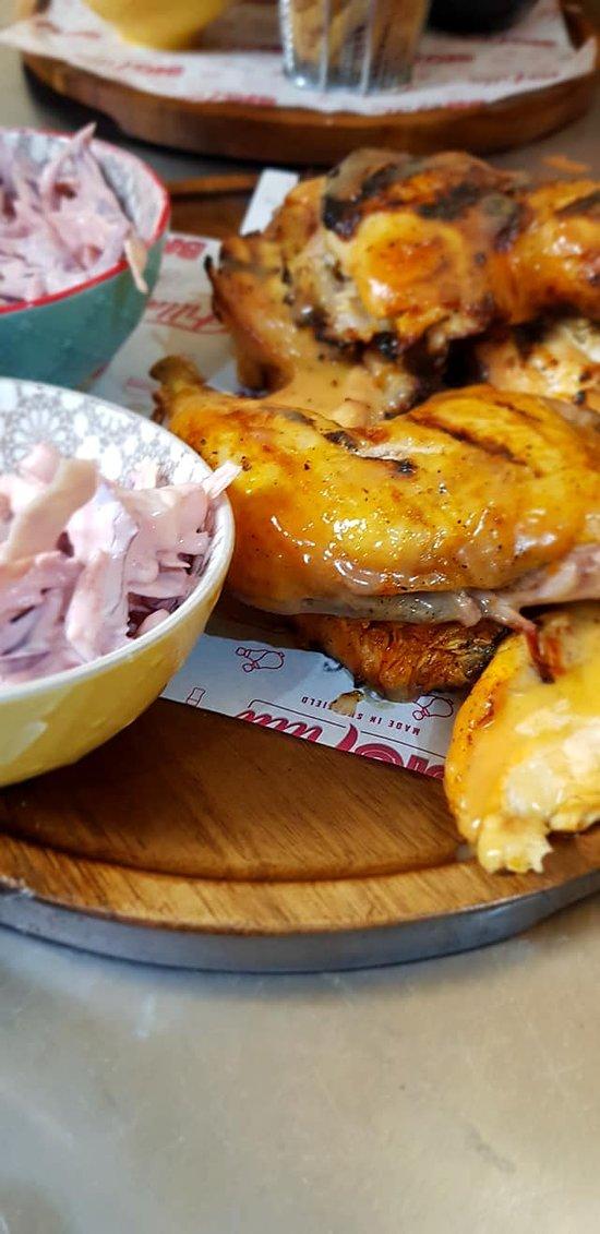"BIG FILLA - ""Peri Grilled Chicken"""