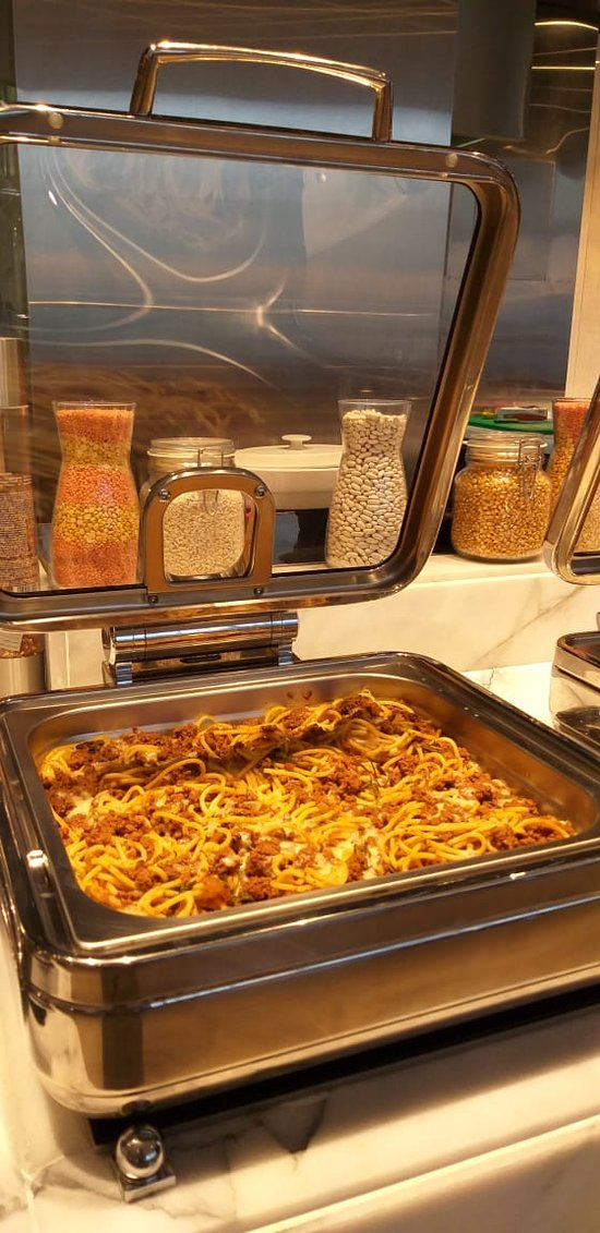 Delicious food of iftar buffet