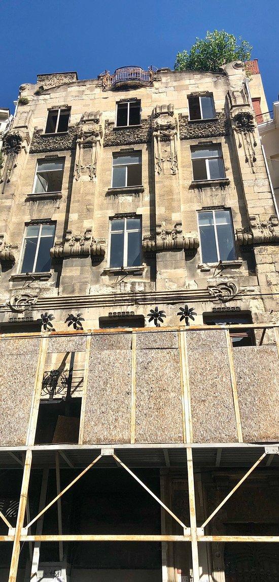 Art Deco bir bina
