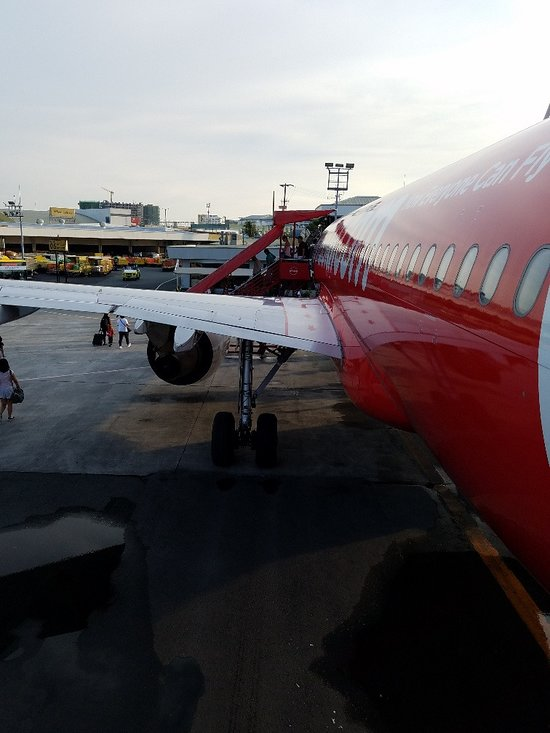 airasia philippines airasia flights and reviews with photos rh tripadvisor com