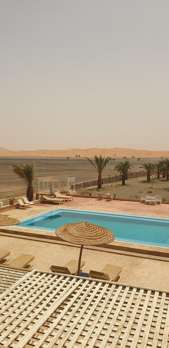 Riad no deserto