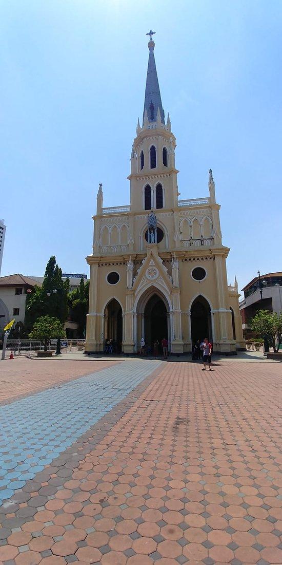 聖堂一景。