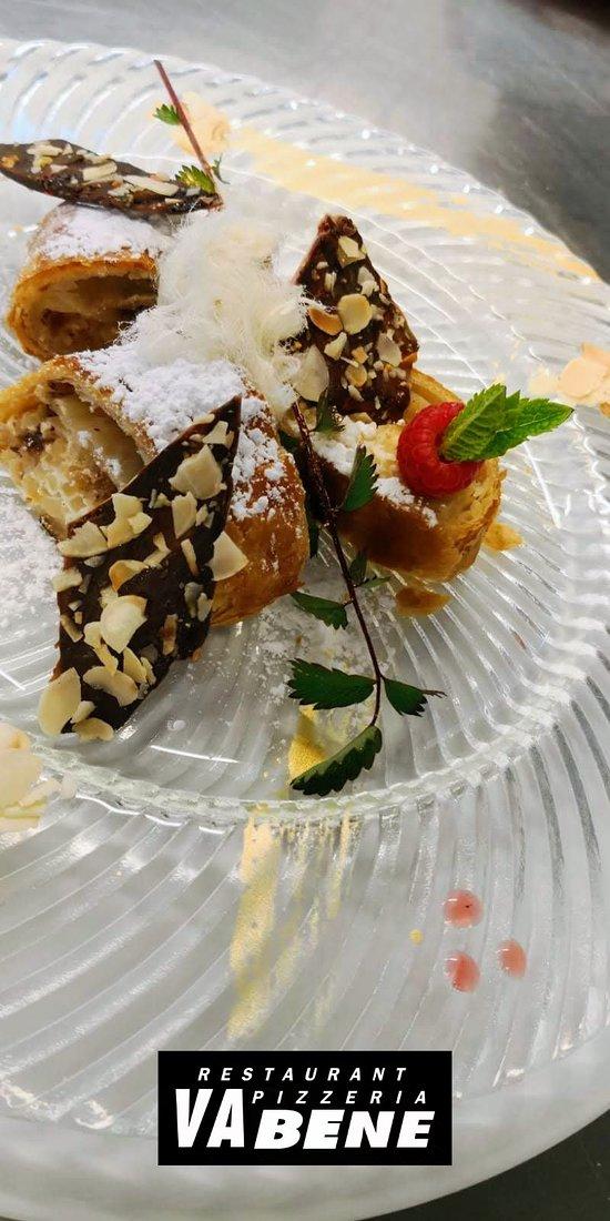 Köstliche Dessertvariationen @VaBene