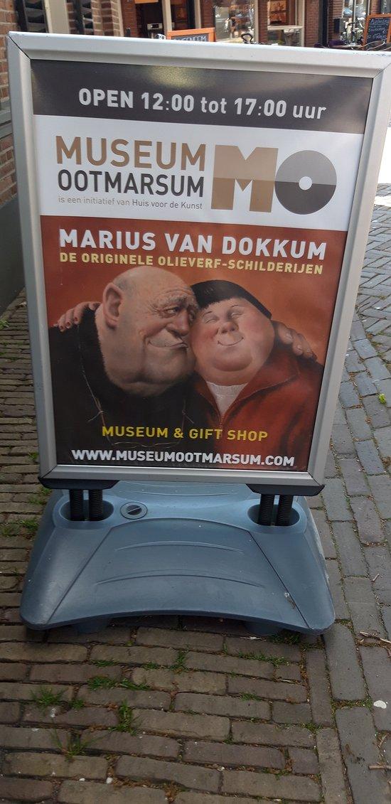 Museum Ootmarsum, Marius van Dokkum