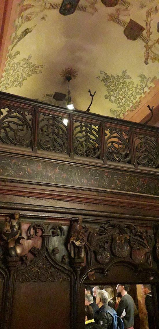 salle du chateau