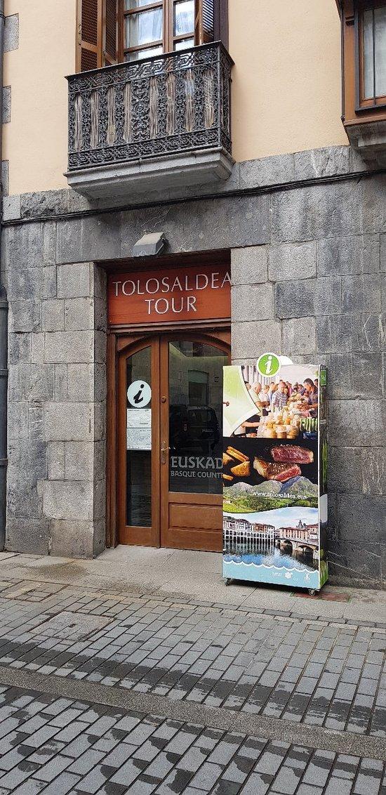 Oficina de Turismo de Tolosaldea