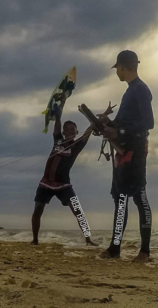 Playas de mayapo  Lugares magicos playa isashi e ipuana bio lux Soloncon nina kite los mejores spots de kite aqui)
