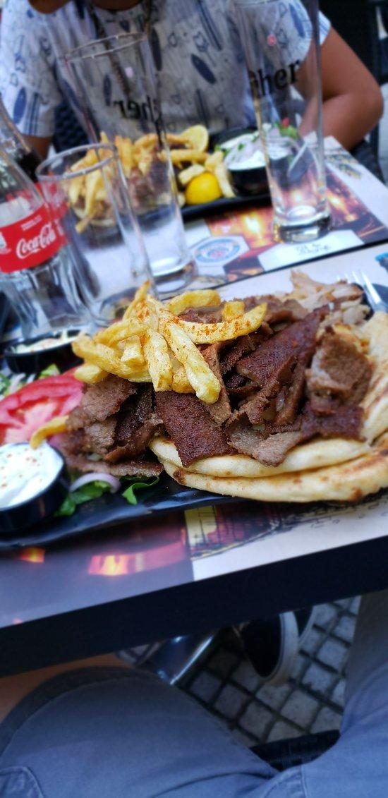Excellent Greek Cuisine