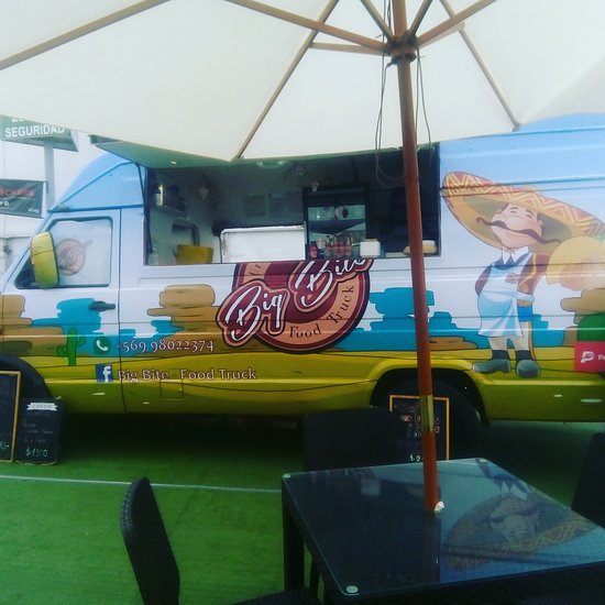 Big Bite Foodtruck, La Serena - Photos & Restaurant Reviews ...