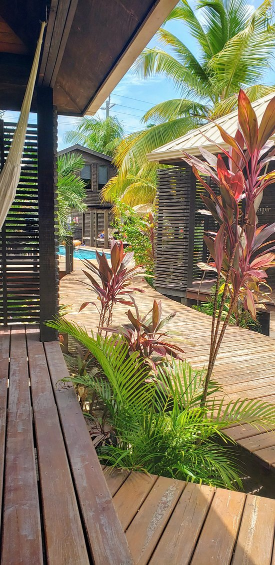 Pur Boutique Cabanas, San Pedro's Finest Accommodations
