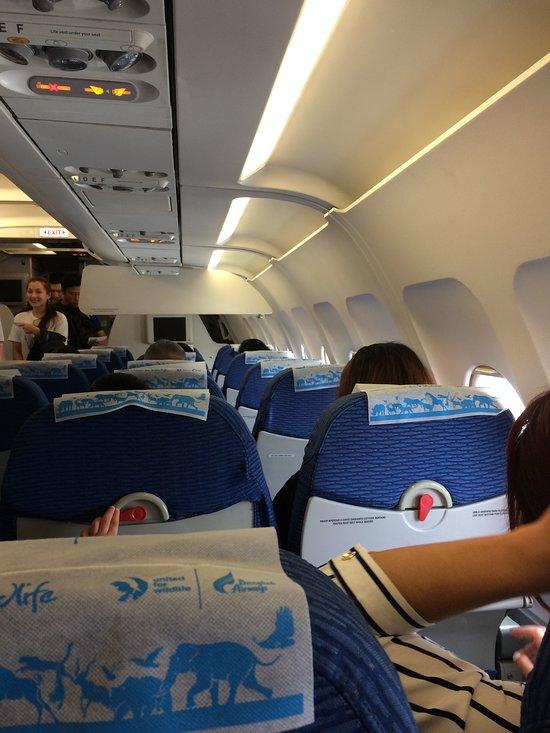 bangkok airways review mumbai to bangkok