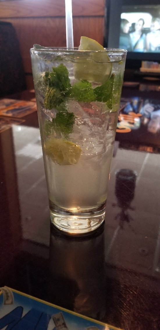 Mojito-the perfect summer drink!