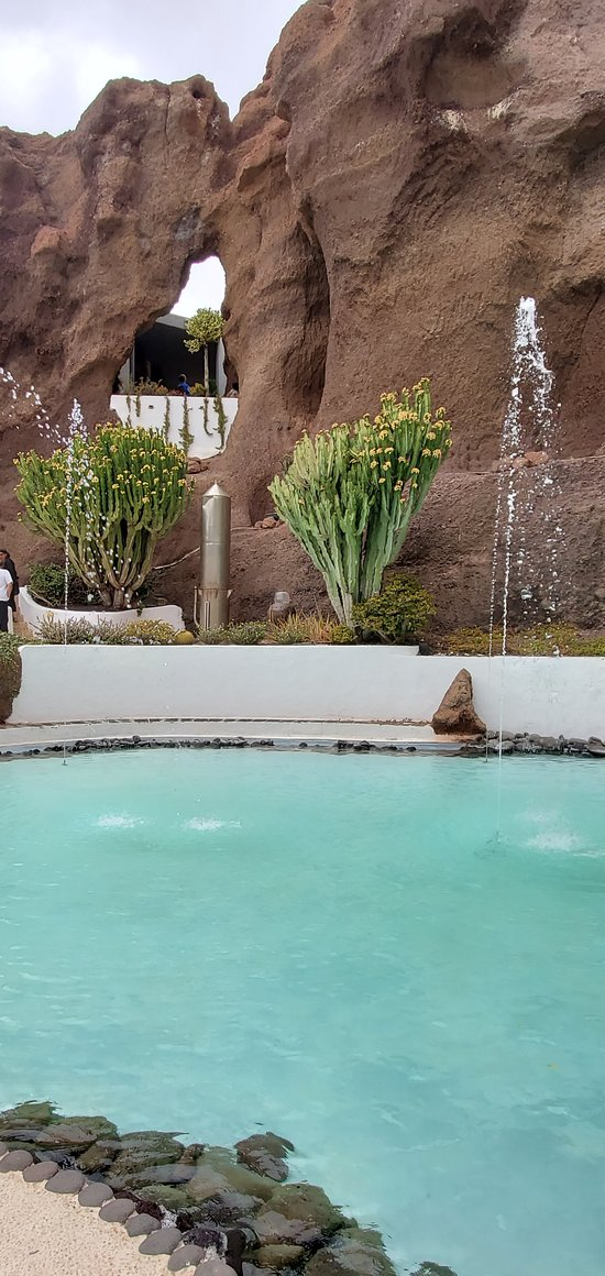 Beautiful swimming pool in the main courtyard