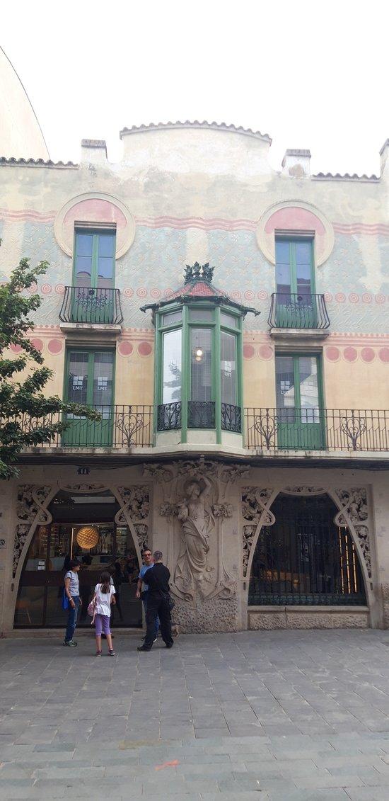 Casa Miquel Blanxart