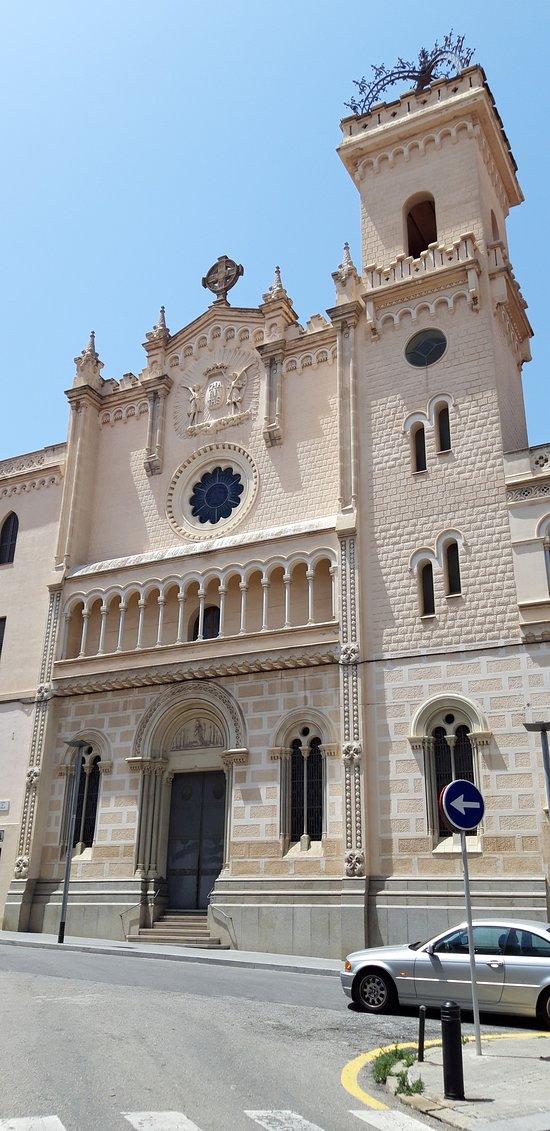 Parroquia de Santa Isabel d'Arago