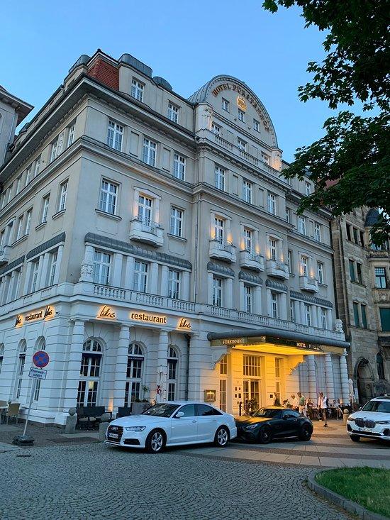 Hotel Fuerstenhof Leipzig