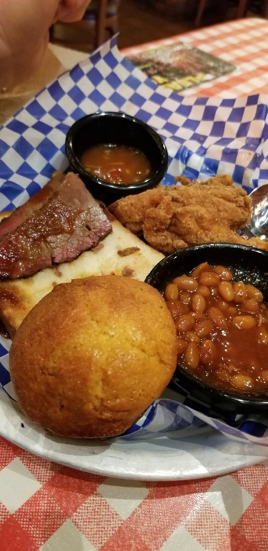Bar-B-Que that doesn't disappoint.