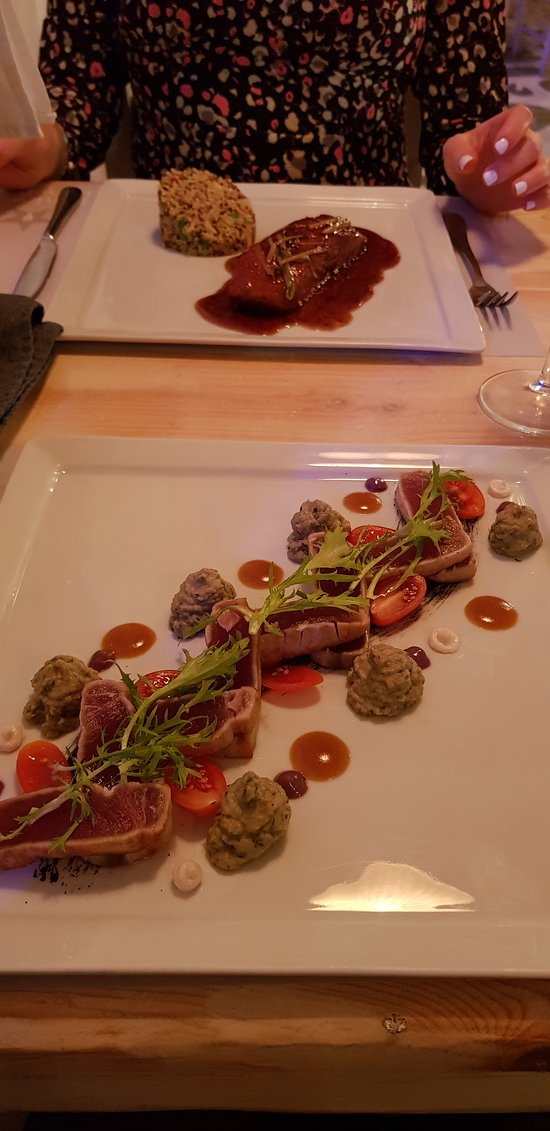 tuna 'main' (left hungry)