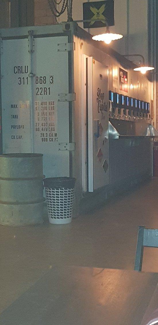 Fantastic concept for a  bar