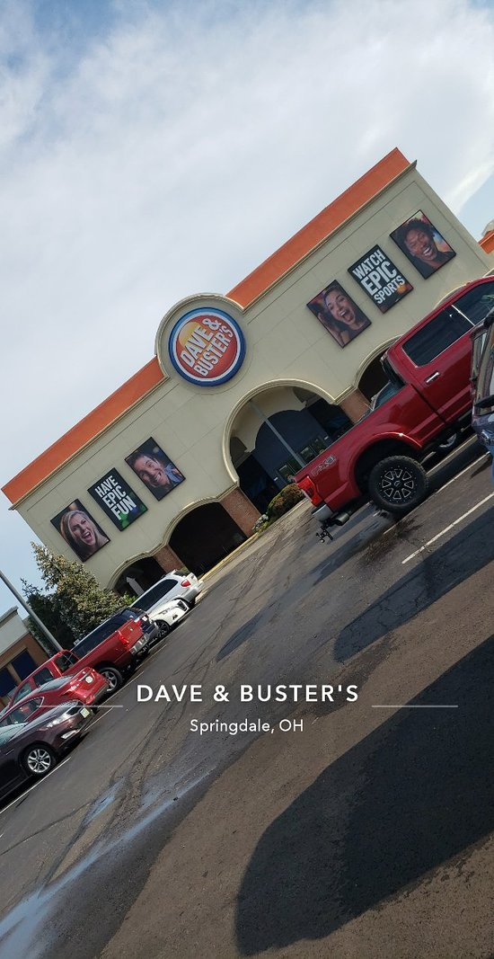 Dave Buster S Arcade Springdale 2020 All You Need To Know Before You Go With Photos Tripadvisor