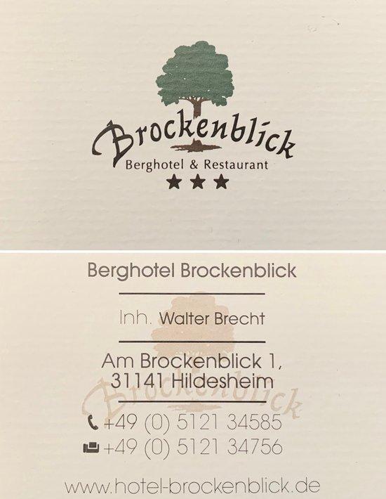 Berghotel-Brockenblick