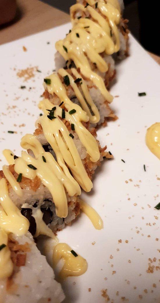 Cena sushi de lujo