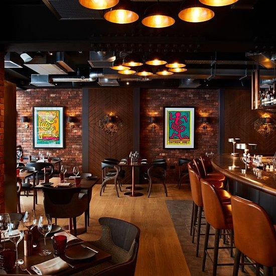Heritage Restaurant Cocktail Bar London Menu Preise Restaurant Bewertungen Tripadvisor