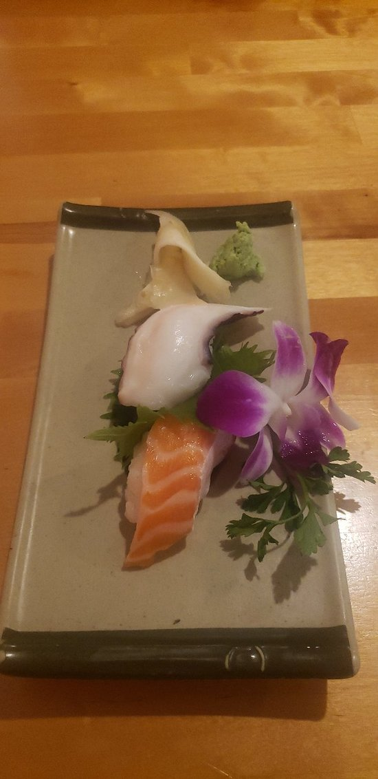 Delicious all you can eat sushi in casual settings