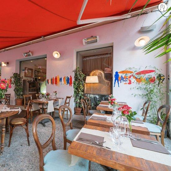 Les 2 Terrasses Nice Menu Prices Restaurant Reviews