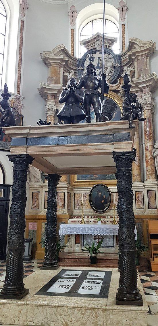 Tomba Massimiliano III