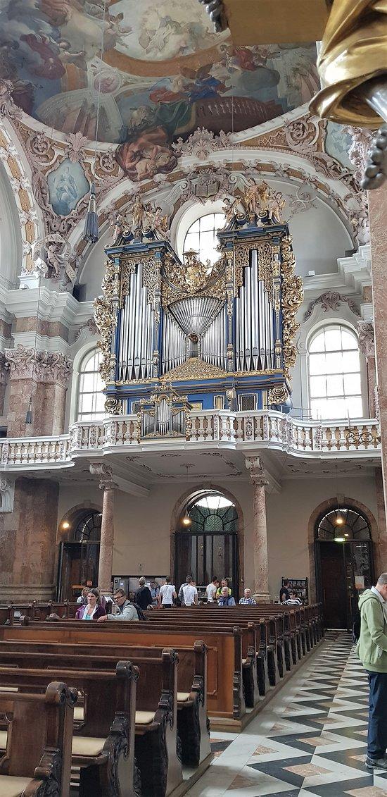Interno e organo