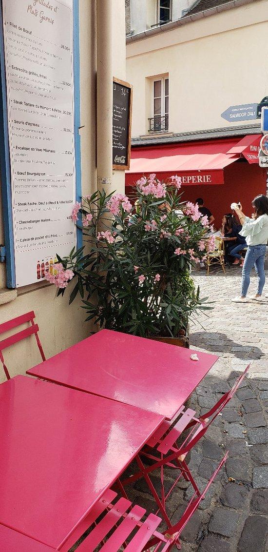 Adorable, quaint part of Paris