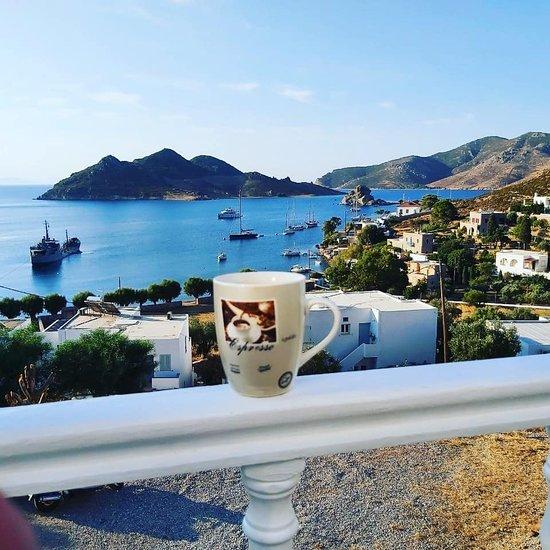 Hotel Athina Patmos